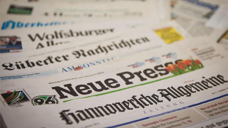 Image von Tageszeitungen - über regionale Themen aus den Geodaten von Kampagnen auslesen
